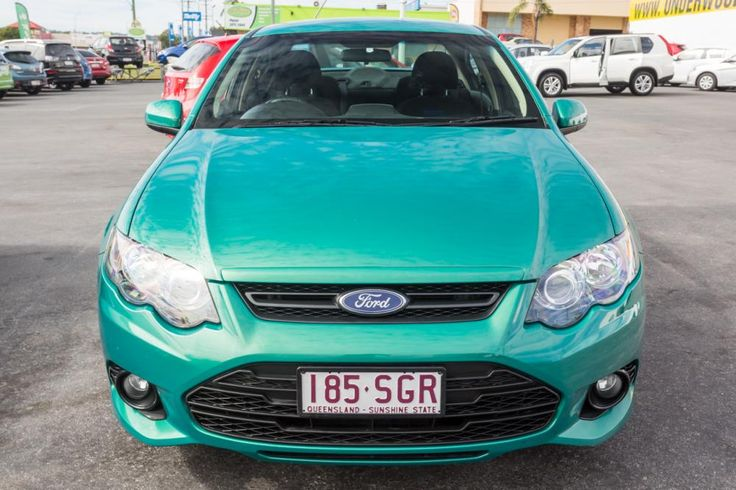 Buy Ford Falcon XR6 2012 Online at Keema Cars - Book your test drive & buying a used car model Ford Falcon XR6 2012 at Keema Cars or Keema Automotive Group. Price: $11990, Colour: Green, KM: 154080. Come and visit our family owned car showroom in Brisbane.