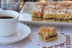 L'utilizzo della pasta frolla all'olio rende questi semplici biscotti adatti anche agli intolleranti a latte e latticini.