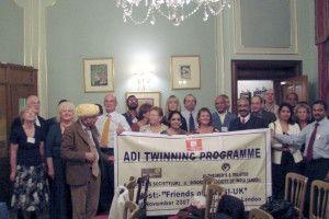 Twinning Programme   Alzheimer's Disease International