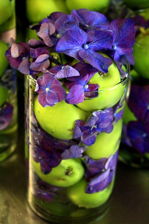 Best fruit centerpieces ideas on pinterest party