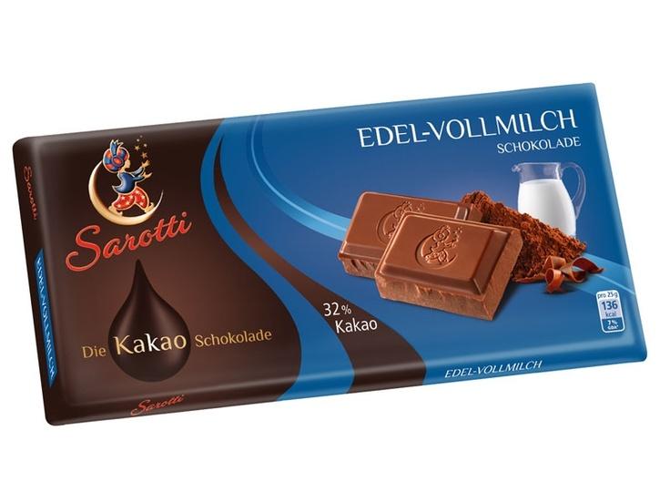 Sarotti Edel-Vollmilch