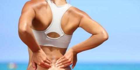 Muskelzerrung oder Verspannung