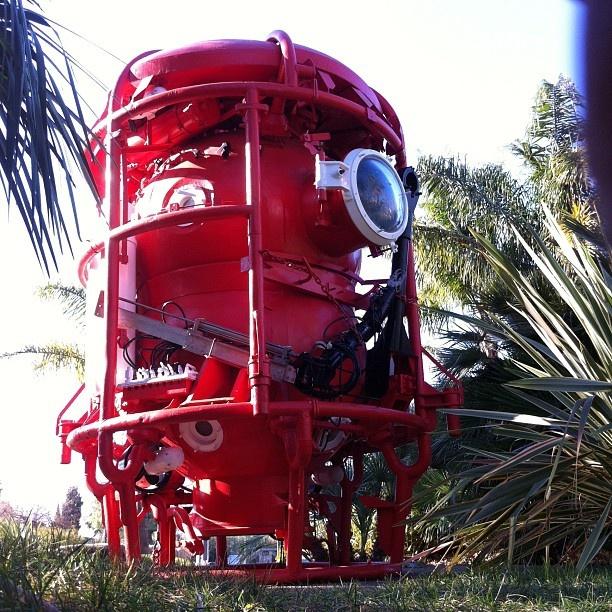 Comex diving bell, Bi-sphere