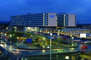 Maritim Hotel Düsseldorf, Germany - avg. WiFi client satisfaction rank 5/10. Avg. download 10.19 Mbps, avg. upload 1.66 Mbps. rottenwifi.com