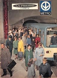 image métro 1966 - Recherche Google
