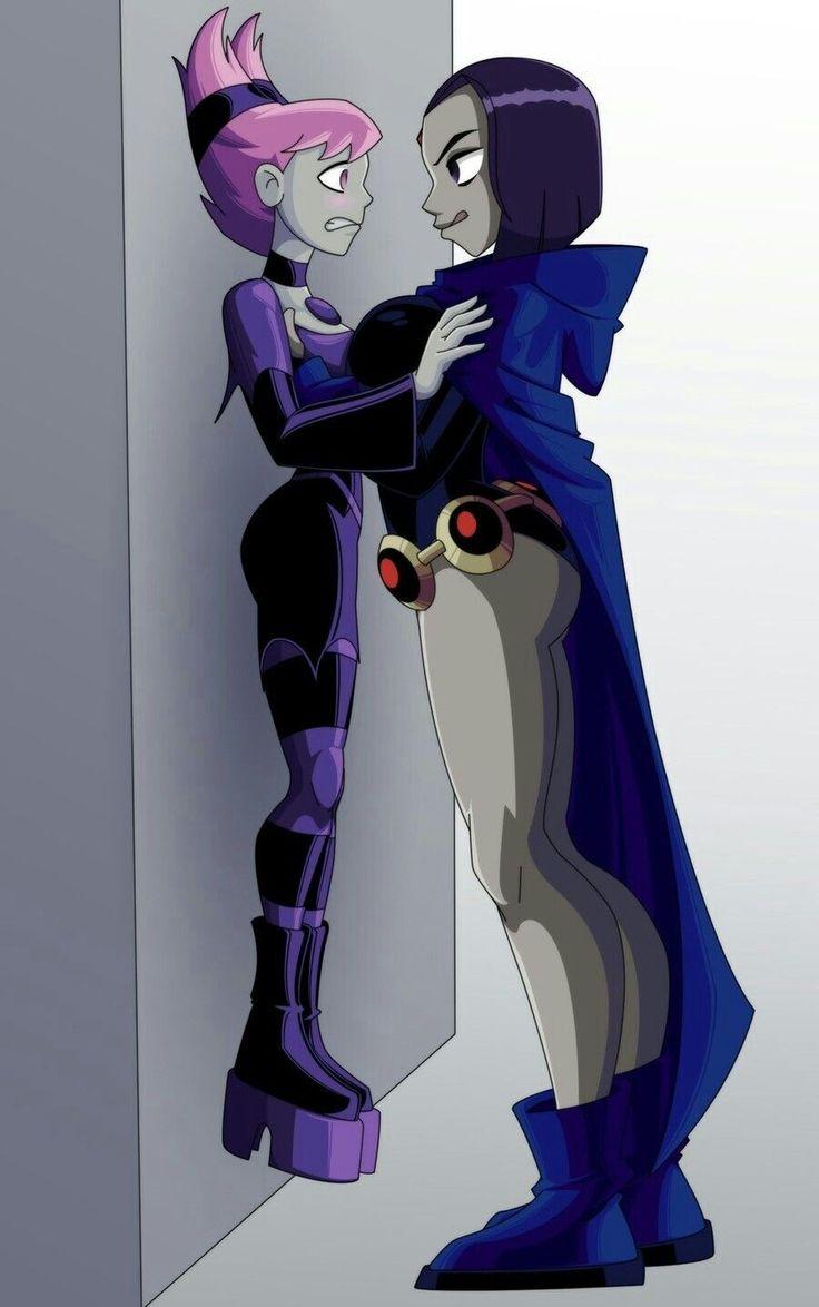 raven Teen sex titan