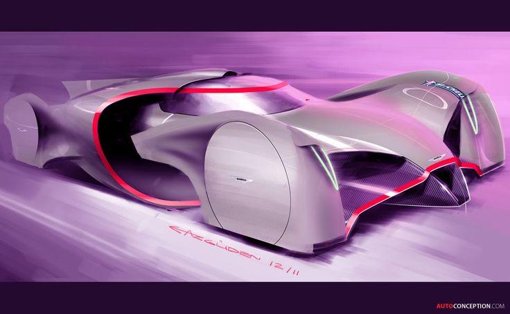 Aston Martin AMR-AP Racing Concept