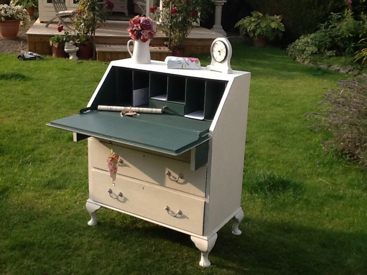Lovely up cycled vintage Beauro.