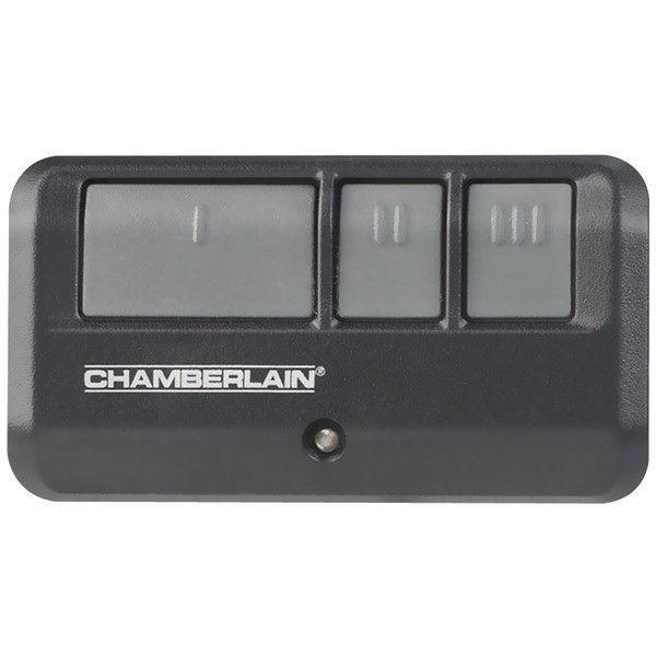 chamberlain 953ev garage system remote