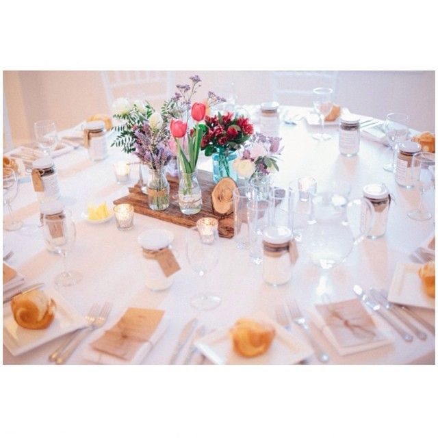 Sally Bay, wedding reception, styling, concept, rustic glam, tiffany chairs, white, fresh, floral, centre piece, mixed vases
