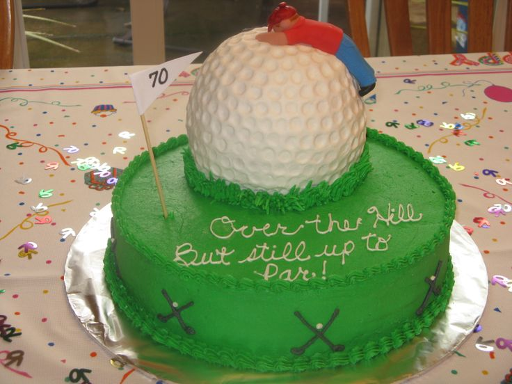 Golf+Over+the+hill+cake  Why didn't I see this for Phil's bday???!!!