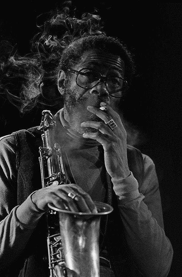 Joe Henderson - One of the many great black jazz saxophonists in the 50s/60s - 'Inner Urge,' 'In 'n Out'