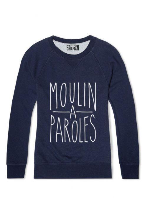 """Sweat """"Moulin à paroles"""""""