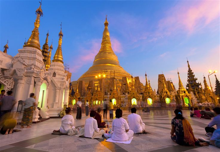 With former political exiles, big-time investors and free-wheeling adventurers all jostling for a place at the city's table, Yangon (ရန္ကုန္) is...