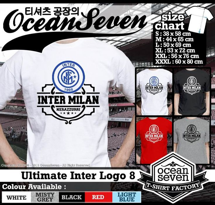 Kaos Logo Inter milan intersiti 1
