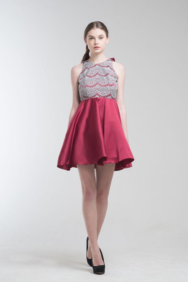 Drey Dress from Jolie Clothing  #JolieClothing www.jolie-clothing.com  #Fashion #designer #jolie #Charity #foundation #World #vision #indonesia  #online #shop #stefanitan #fannytjandra #blogger