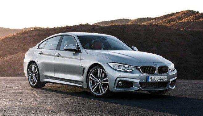 BMW a publicat primele fotografii oficiale ale noului Seria 4 Gran Coupe, automobil ce va debuta la Geneva Motor Show si a carei gama de motorizari include numeroase optiuni turbo, pe benzina si motor