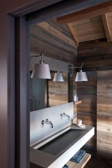 111 best images about meubles bois de grange on pinterest for Meuble bois de grange