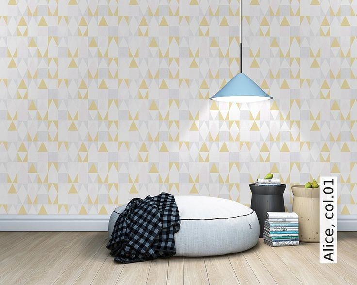 55 best Tapeten images on Pinterest Paint, Wall murals and Wall - tapeten für schlafzimmer bilder