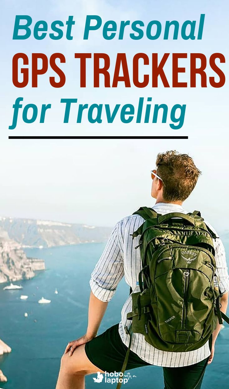 6641a62b57e What's the Best GPS Tracker for Traveling, Pets, Kids, or Luggage |  Outbound | Travel Tips, Work travel, Travel advice