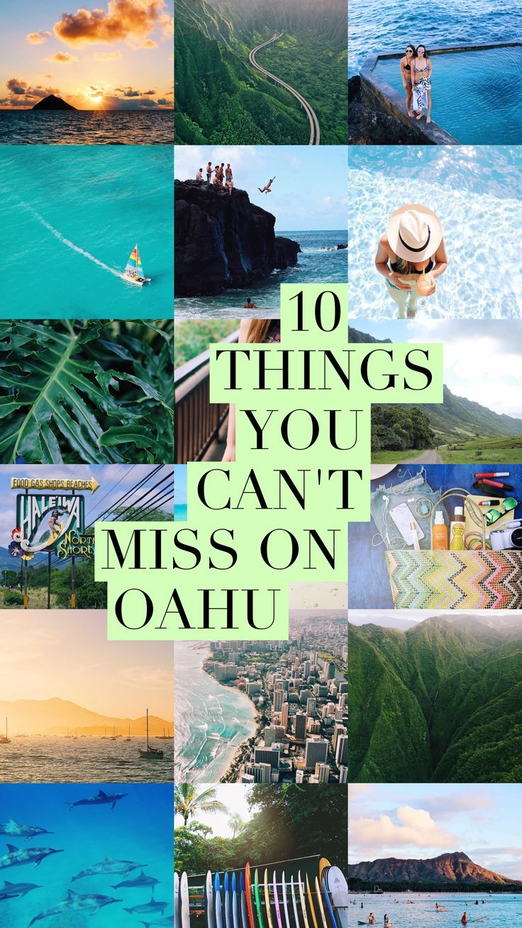 What to see and do on Oahu, Hawaii: a local's travel guide to the best of the island