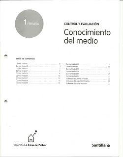 LEARNING IS FUN!: COLECCIÓN DE FICHAS SANTILLANA 1º PRIMARIA