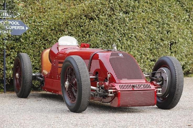 1926 Talbot-Darracq, GP 1500