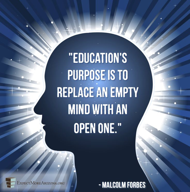 Educations purpose is to replace an empty mind essay help