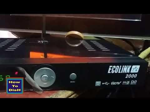 HOW TO UPGRADE ECHOLINK 2000 SIM RECEIVER POWER KEY SOFTWARE