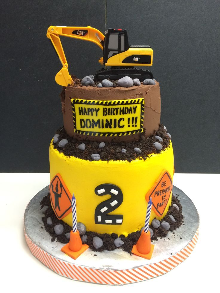 Best 25 Construction cupcakes ideas on Pinterest Digger party