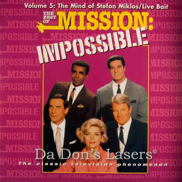 The Original Mission: Impossible