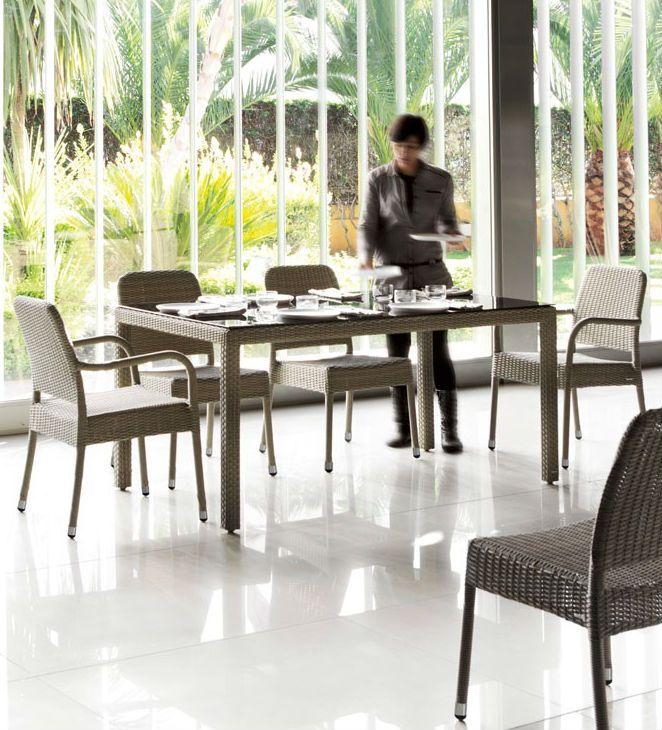 Chaise Pour Table De Jardin Avec Accoudoirs Table De Jardin Table Et Chaise
