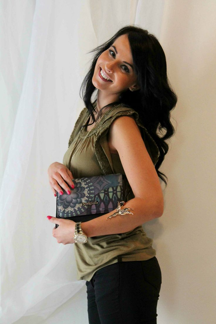 Luxury handbags collection by Desigual