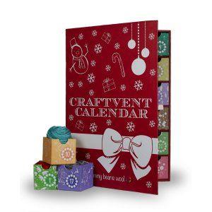 Jimmy Beans Wool Craftvent Calendar - Cozy Fire (Ships Nov. 20)
