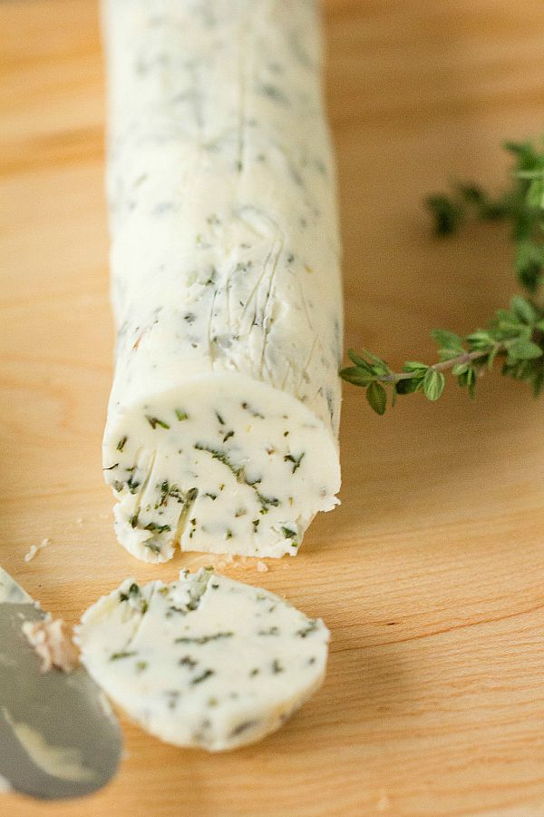 How To Make Compound Butter - I love to make compound butter with extra herbs from my garden. Here are three recipes to take your butter to the next level!