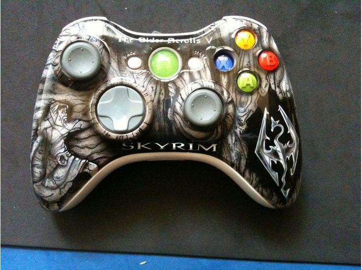 cosplay+dark+brotherhood   Skyrim xbox 360 controller » Echomon.co.uk