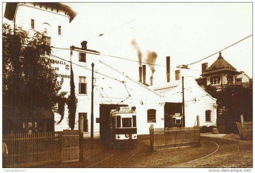 Cotroceni tram depot Source: delcampe.net