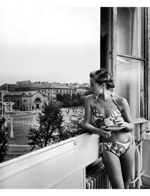 Patti hansen bikini