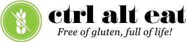 Ctrl Alt Eat | Gluten Free Blog