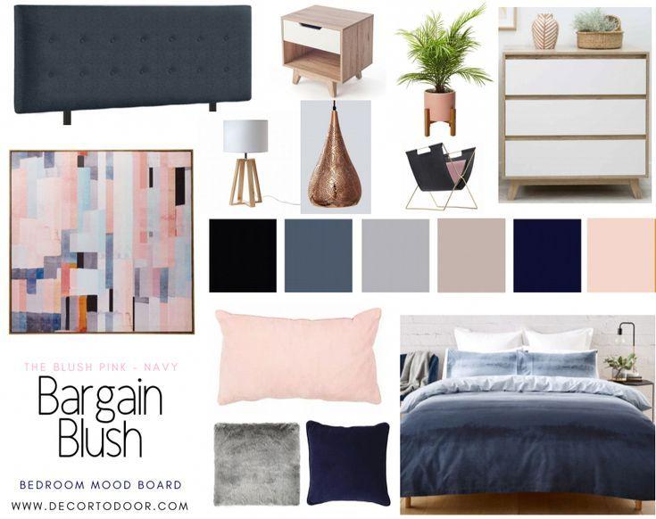 Bedroom Paint Color Schemes And Design Ideas Pink Bedroom Decor Rose Gold Bedroom Bedroom Color Schemes