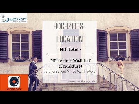 NH Hotel Mörfelden Walldorf Hochzeits-Location Rundgang mit DJ Martin Meyer