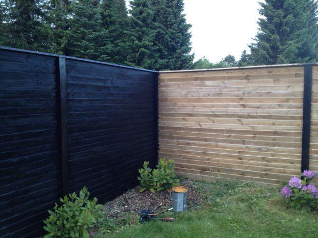 Hegnet skaber privatliv og danner en bedre sammenhæng med husets design