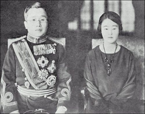 Yi Un and Yi Bangja, the last Crown Princely Couple of Korea
