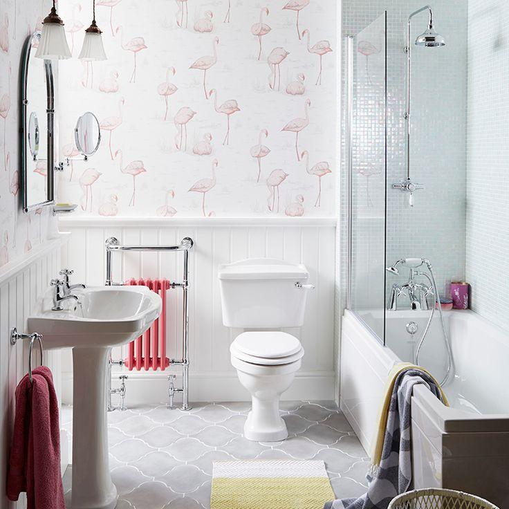Heritage Bathrooms Victoria Bathroom Suite In White: 15 Best Heritage Bathrooms Images On Pinterest