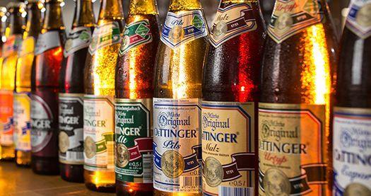 Die bayerische Brauerei Oettinger - Deutschlands meistverkaufte Biermarke - Sehen Sie dazu eine Reportage bei HOTELIER TV: http://www.hoteliertv.net/f-b/die-bayerische-brauerei-oettinger-deutschlands-meistverkaufte-biermarke/