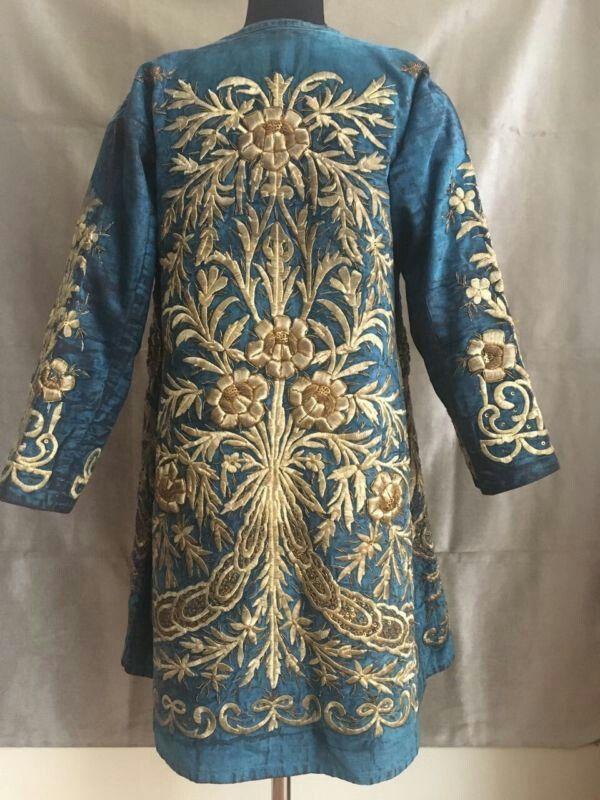 Traditional Turkish Jacket 19 th Century(Back)