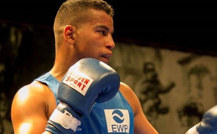 """SES Boxing kann die nächste Neuverpflichtung bekannt geben. Der Super-Weltergewichtler Phillip Nsingi aus Cottbus wird ab sofort in das """"Team Deutschland"""" einsteigen und schon am Samstag in der SES-Box-Gala in der BELANTIS-ARENA sein Debüt bestreiten."""