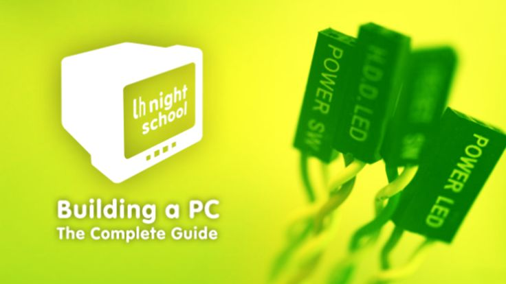 Building a computer from scratch gives you the perfect machine for your needs, but it can be daunting the first time around. Here's our complete guide, from picking the parts, to putting it together and installing your OS.