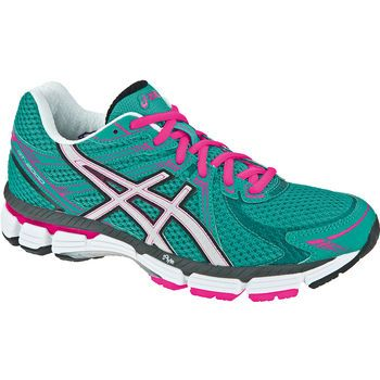 Asics Ladies GT 2000 Shoes. Love these shoes so much, I need them in this color!