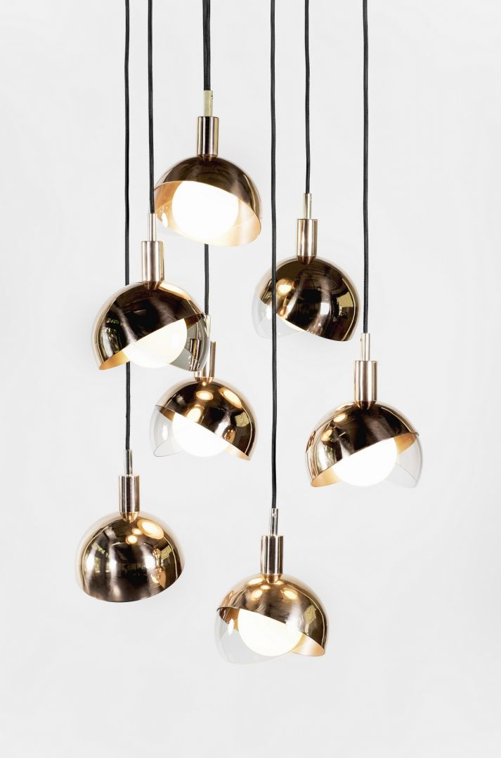calimero a series of suspensions lights